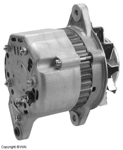 alternator hitachi type 20 amp 12 volt cw 1 groove rh store alternatorparts com