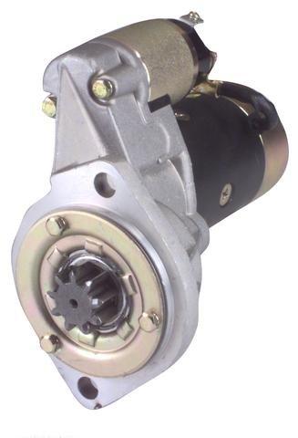 Starter - Hitachi type OSGR 3.5 kW, 24 Volt, 9-Tooth ...