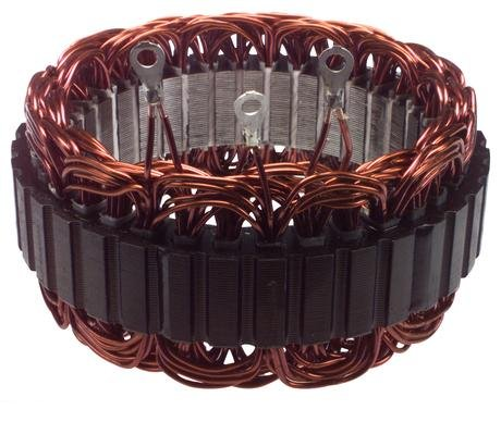 The Jeep Store >> Part # 27133 145 amp stator for CS144 series early and ...