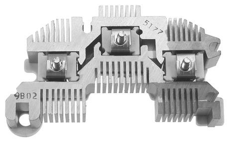 # DR5177, Bridge Rectifier, Delco 21Si 22Si and Early Style CS144 Series  Alternators