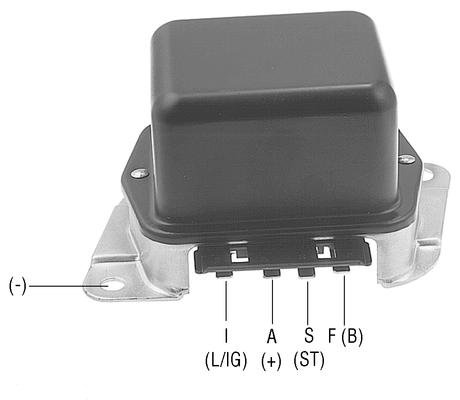 Part 352001 Voltage Regulator 12 Volt B Circuit
