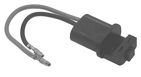 2 wire plug connection for delco 10si type alternators on. Black Bedroom Furniture Sets. Home Design Ideas