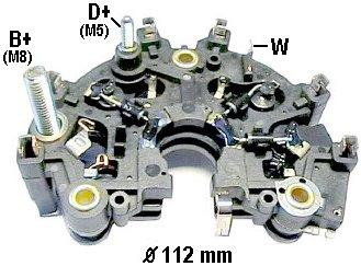on Chrysler Alternator Wiring Diagram