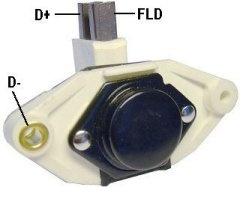 ib362 359118 voltage regulator brush holder assembly. Black Bedroom Furniture Sets. Home Design Ideas