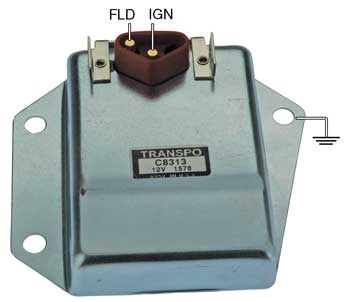 external regulator kit