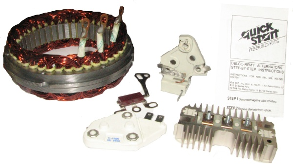 What Is An Alternator And What Happens When It Fails besides S4 S6 Alternator Newly Simplified Demystified 376440 in addition Gm Delco Alternator likewise Section 2 3 also One Wire Alternator Wiring Diagram. on delco voltage regulator wiring
