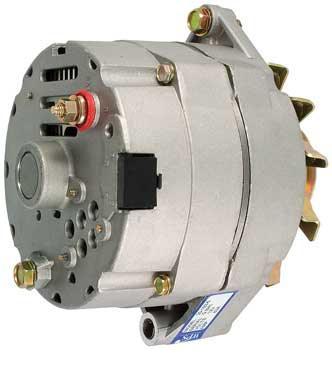 Gm alternator hook up