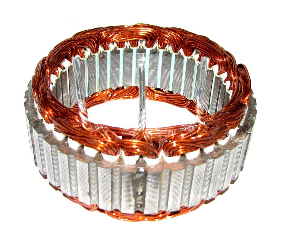 Part 27200 200 Amp Stator For The Gm Ad244 Amp Dr44g