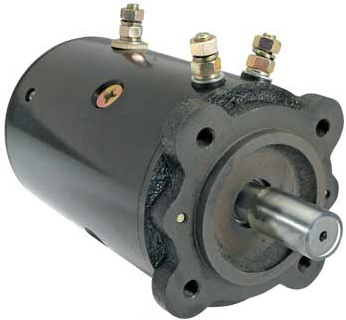 Motor Winch 12 Volt 75 Dia Shaft Used On