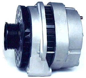 cs144 series 170 amp heavy duty single rectifier alternator delco cs144 series wire diagram