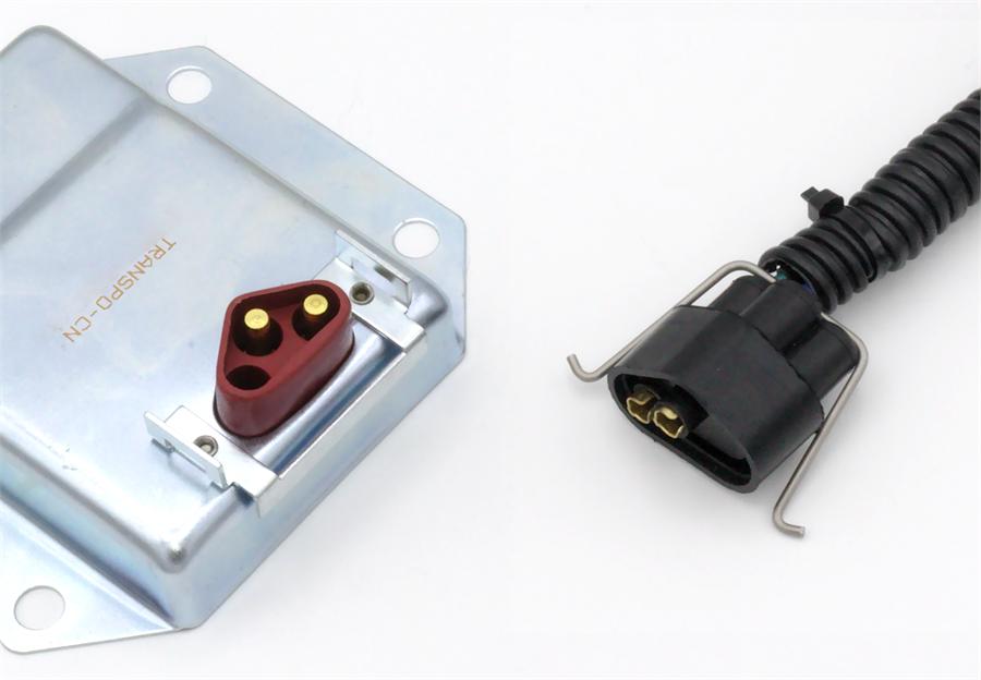External Voltage Regulator : Erckfrm combo heavy duty chrysler dodge jeep external