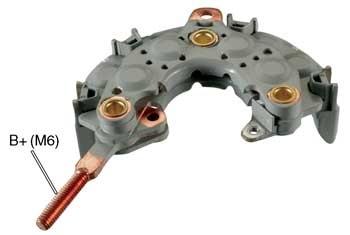 inr502 bridge rectifier for denso 70 75amp alternators. Black Bedroom Furniture Sets. Home Design Ideas