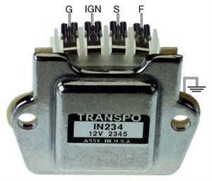 in234 voltage regulator 12 volt a circuit g ig s f. Black Bedroom Furniture Sets. Home Design Ideas