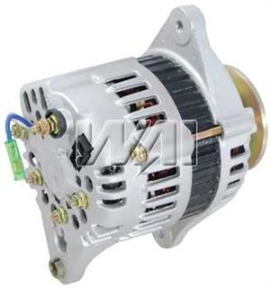12112n alternator hitachi type 40 amp 12 volt cw 1. Black Bedroom Furniture Sets. Home Design Ideas