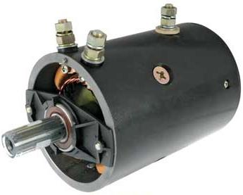 Part 826865 winch motor replaces prestolite oe mrv b7 Warn winch replacement motor