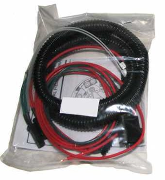 W210 wiring harness