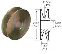 241111 - 1-Groove Pulley