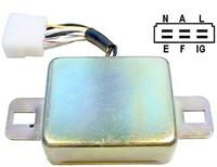 hitachi type alternator voltage regulators ih811 voltage regulator for hitachi and mitsubishi alternators used on nissan forklift applications