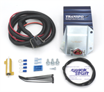 # ERCKFRM  - Heavy Duty Chrysler, Dodge, Jeep External Voltage Regulator Kit with Field Replacement Module