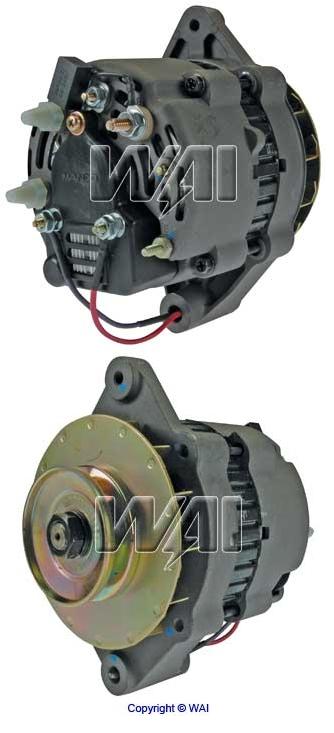 12174N 1G 1194701MD TOP QUALITY Mando Type 55 Amp 12 Volt Marine Alternator