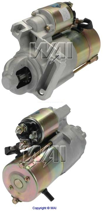 Part # 21688DR2 Delco-Remy type Starter that Replaces Delco 9000776,  9000797, 9000806, 9000863