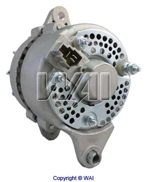 12068n alternator 35 amp 12 volt cw 1 groove pulley. Black Bedroom Furniture Sets. Home Design Ideas