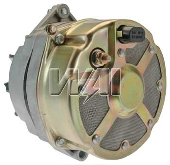 140 Amp 12Si Series Self Exciting (One-Wire) Marine Alternator
