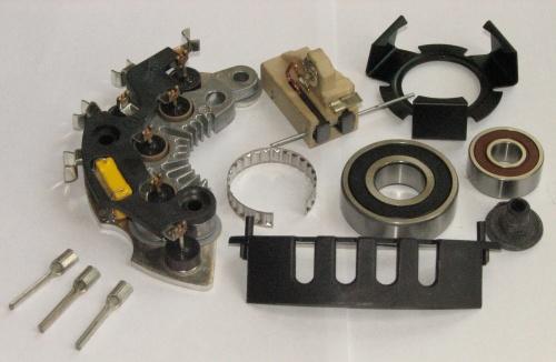 Alternator Repair Kit : Standard repair kit for delco cs and