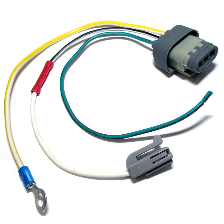 Ford Alternator Wiring Harness - Wiring Diagram Directory on
