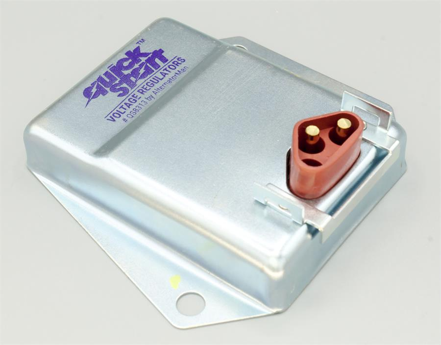 # ERCK - External Voltage Regulator Kit, Chrysler Dodge Jeep Alternators,  Heavy Duty Regulator