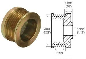 # 241277 - 6-Groove Pulley