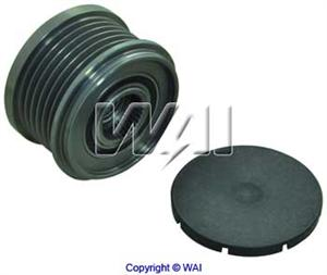 # 242284 - 6-Groove Clutch Pulley