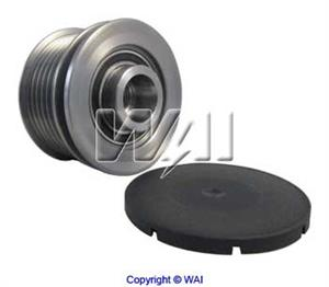 # 2482115 - Pulley, 6-Groove Serpentine Clutch