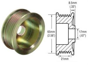 # 2482260 - 6-Groove Pulley