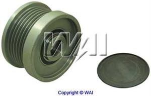 # 2482292 - Pulley, 6-Groove Serpentine Clutch