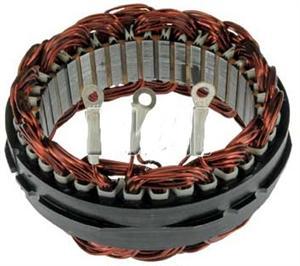 # 27107 - Stator for Delco 15Si & 17 Si Alternators, 108 amp