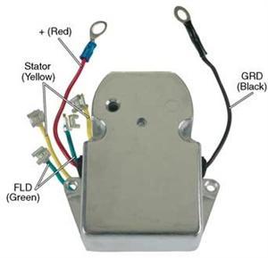 M5329A m5329a voltage regulator for leece neville motorola 8lha series