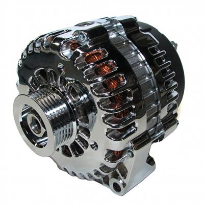 show chrome ad244 series alternator