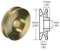 # 2482105 - 1-Groove Pulley For Nippondenso