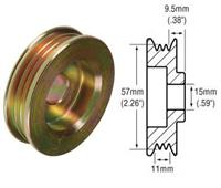 # 2482251 3-Groove Pulley